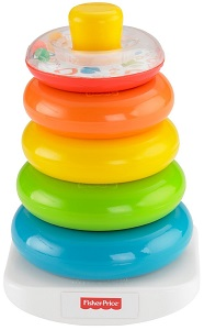 Fisher Price Brilliant Basices Rock Stack