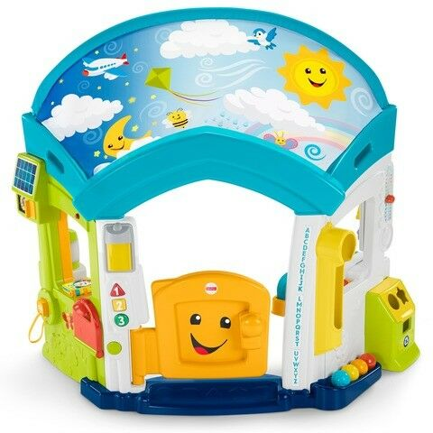 fisher and price toys - Laugh and Learn Smart Learning Home